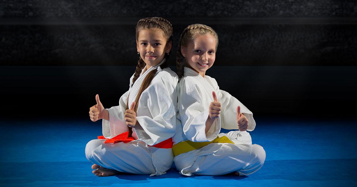 prvá súťaž v Judo