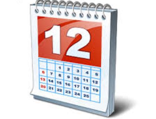 Nahlásenie súťaží do kalendára SZJ 2020
