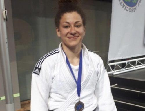 Jakubcová Adela 3.miesto na Majstrovstvách Európy policajných zborov