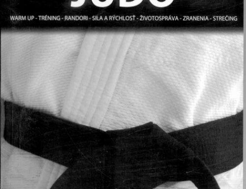 Kniha od Miloša Štefanovského – JUDO