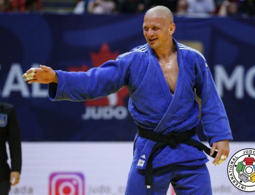 Slovenská reprezentácia na Grand Slam v Abu Dhabi