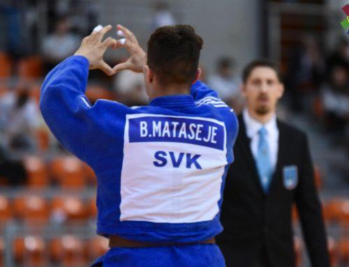 Bronzový úspech Benjamína Maťašejeho v Bialsko Biala – 3.miesto. Samuel Ret získal 7.miesto a Viktor Ádam 9.miesto
