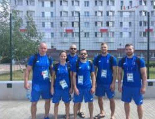 Pekné 7.miesto Milana Randla na Európskych hrách v Minsku 2019