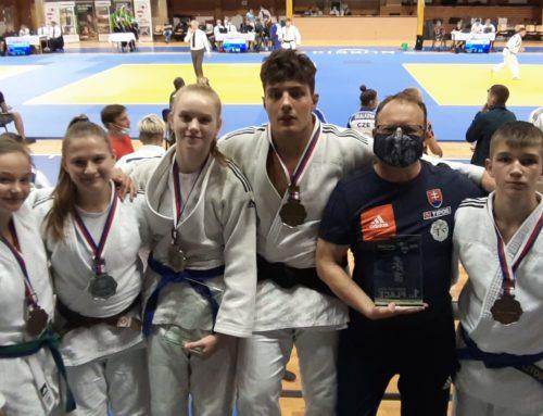 Reprezentácia dorastencov bodovala na medzinárodnom turnaji v Brne