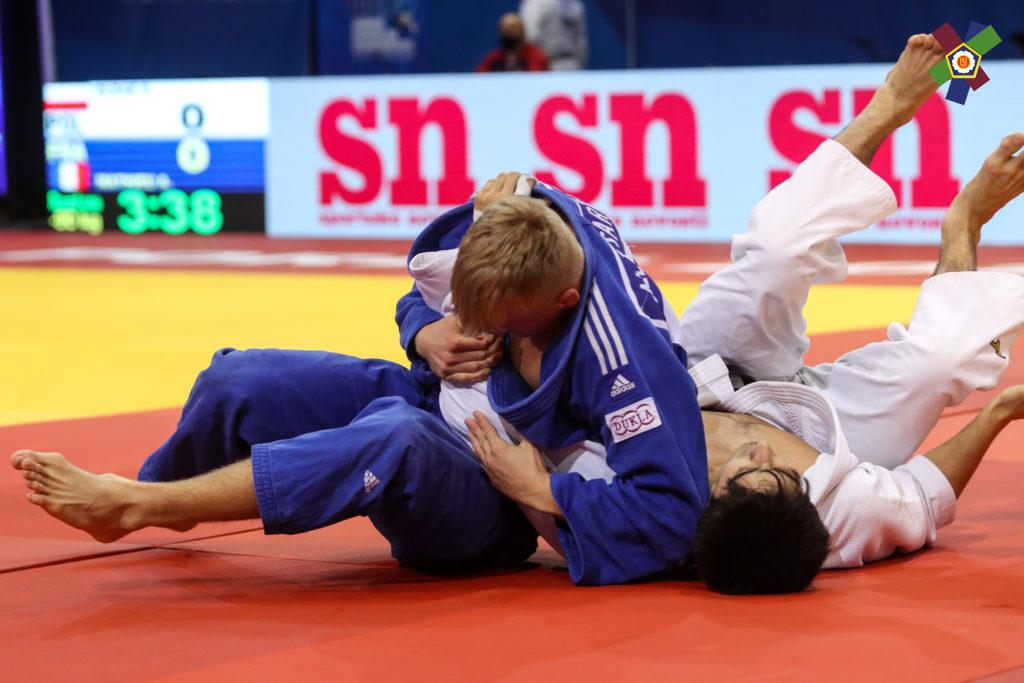 Alex Barto -81kg
