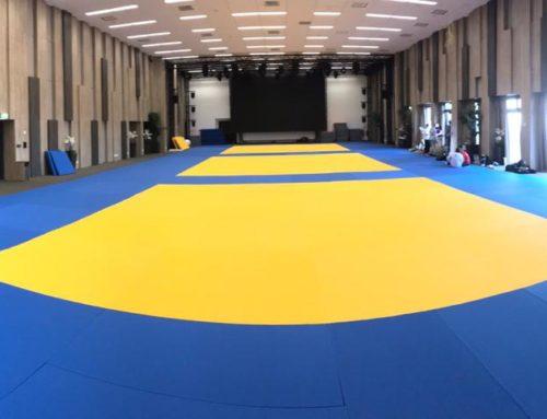 Medzinárodné sústredenie v Olympic Center Šamorín je už pripravené