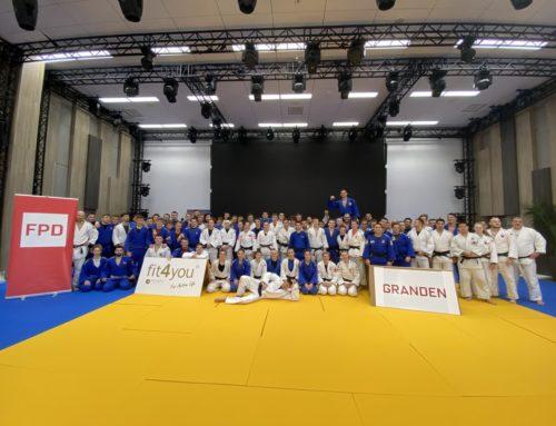 Medzinárodné sústredenie v olympijskom centre Šamorín