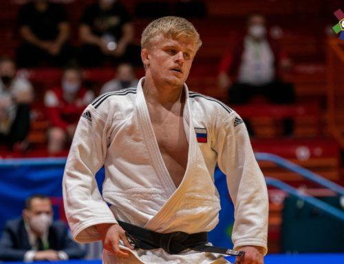 Alex Barto 3. miesto na Judo European Open Zagreb 2021