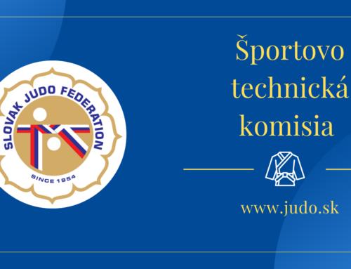 Zmena pravidiel pre súťaže Slovenského zväzu Juda