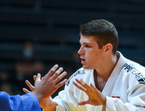 Ádám 5.miesto na Majstrovstvách Sveta juniorov